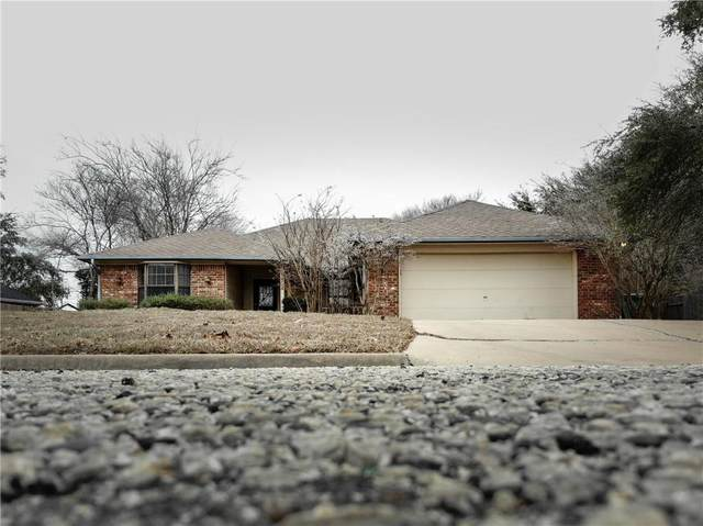 1404 Sagewood Dr, Taylor, TX 76574 (#3624726) :: Papasan Real Estate Team @ Keller Williams Realty