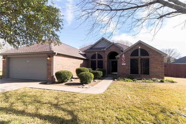 1021 Westend Dr, Temple, TX 76502 (MLS #3628997) :: Vista Real Estate
