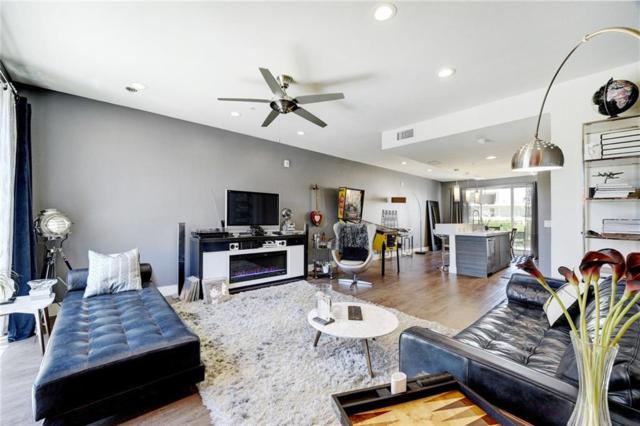604 N Bluff Dr #203, Austin, TX 78745 (#3630304) :: Ana Luxury Homes