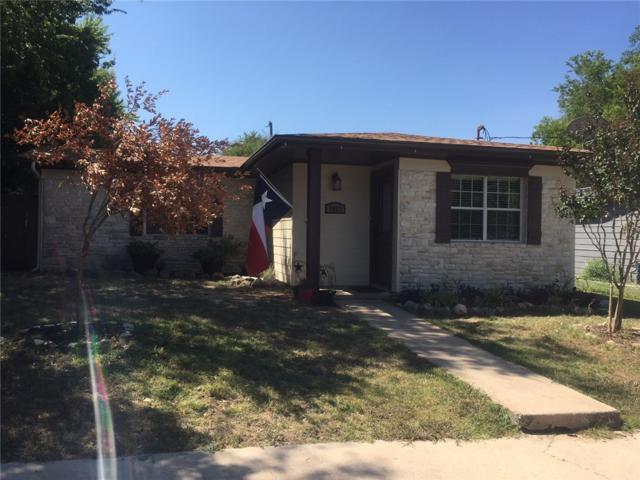 1007 E Live Oak St, Burnet, TX 78611 (#3630369) :: 12 Points Group
