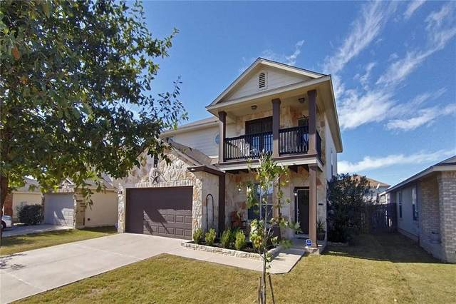 13520 Richard Nixon St, Manor, TX 78653 (#3630438) :: Papasan Real Estate Team @ Keller Williams Realty