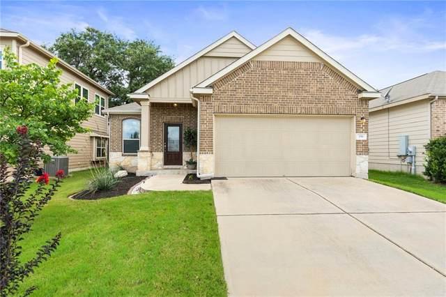 156 Golden Eagle Ln, Leander, TX 78641 (#3631910) :: Ben Kinney Real Estate Team