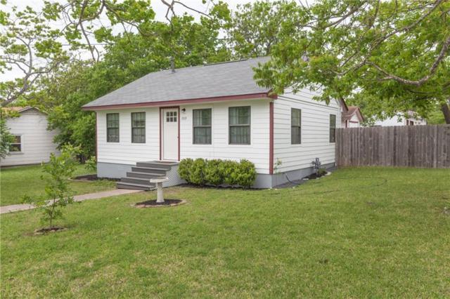 209 Oscar St, Taylor, TX 76574 (#3632388) :: Ana Luxury Homes