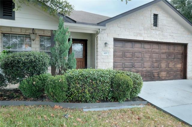 419 River Crossing Trl, Round Rock, TX 78665 (#3634954) :: Austin Portfolio Real Estate - The Bucher Group