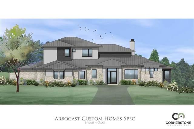 8325 Verde Mesa Cv, Austin, TX 78738 (#3634992) :: Lauren McCoy with David Brodsky Properties