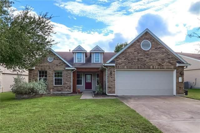 208 Bottle Brush Dr, Kyle, TX 78640 (MLS #3637441) :: Vista Real Estate