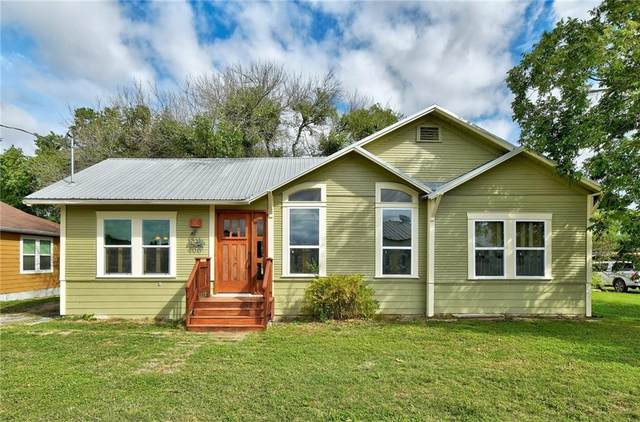 406 W North St, Kyle, TX 78640 (#3638097) :: First Texas Brokerage Company