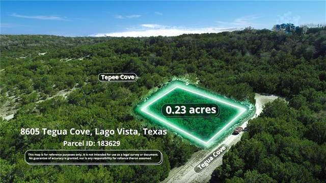 8605 Tegua Cv, Lago Vista, TX 78645 (#3638395) :: Zina & Co. Real Estate