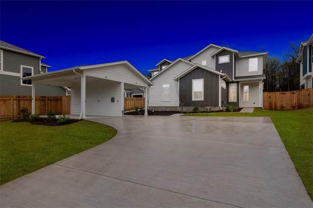 1904 Bunche Rd A, Austin, TX 78721 (#3642025) :: Ben Kinney Real Estate Team