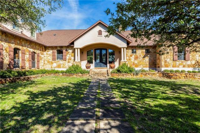 110 Amber Crk, Burnet, TX 78611 (#3644456) :: Papasan Real Estate Team @ Keller Williams Realty