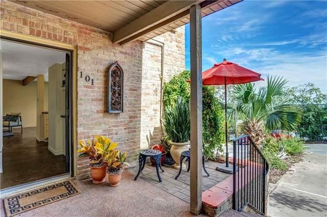 3431 North Hills Dr #101, Austin, TX 78731 (#3645406) :: Papasan Real Estate Team @ Keller Williams Realty