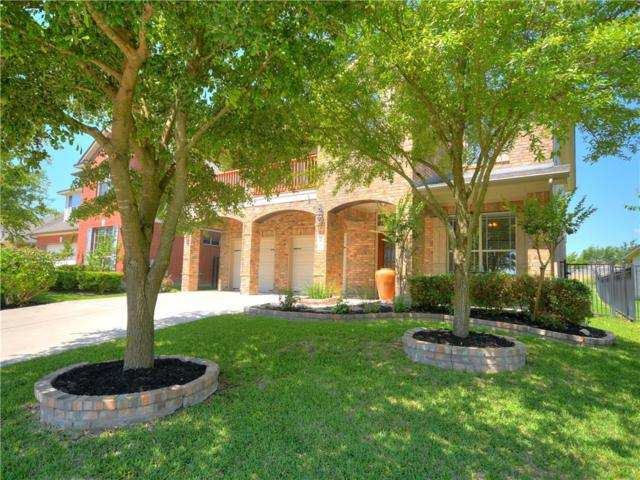 1627 Hidden Springs Path, Round Rock, TX 78665 (#3645914) :: Watters International
