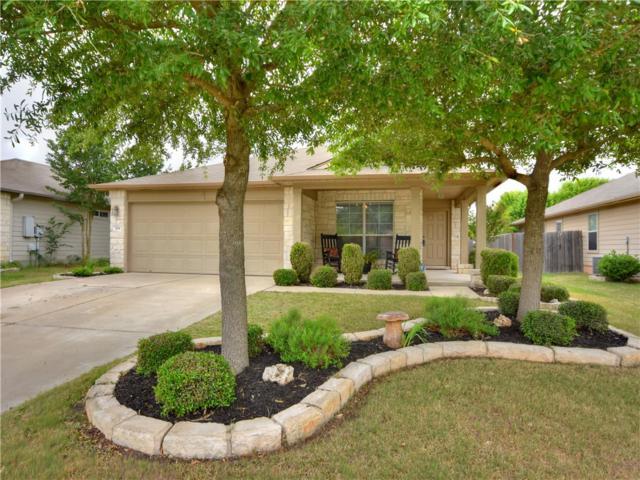 306 Altamont St, Hutto, TX 78634 (#3649497) :: RE/MAX Capital City