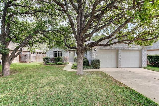 2116 Red Oak Cir, Round Rock, TX 78681 (#3651113) :: Watters International