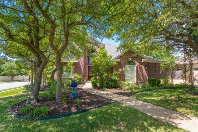 3600 Nicholaus Cv, Round Rock, TX 78664 (#3651636) :: RE/MAX Capital City