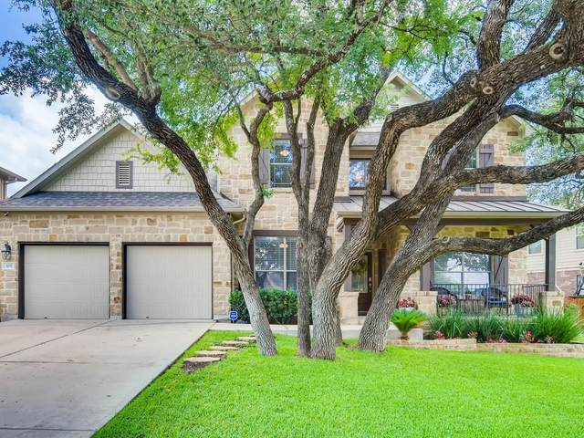 105 Abilene Ln, Georgetown, TX 78628 (#3652264) :: All City Real Estate
