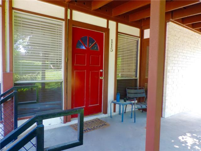 5601 Woodrow Ave 3-115, Austin, TX 78756 (#3653542) :: Watters International