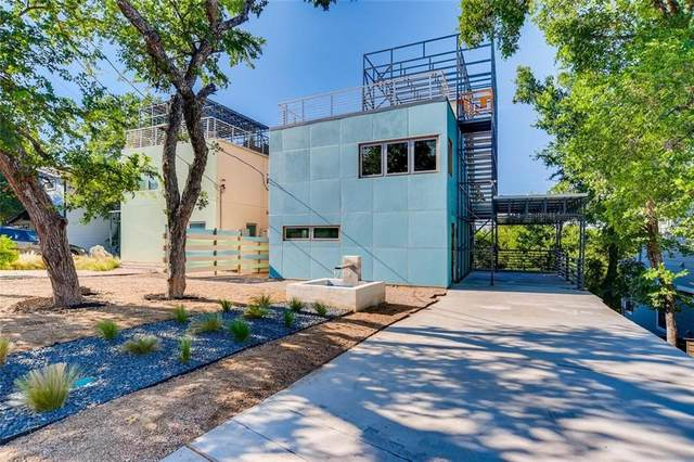 5214 Delores Ave, Austin, TX 78721 (#3654216) :: Lucido Global