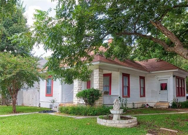 1611 S Austin Ave, Georgetown, TX 78626 (#3657842) :: Papasan Real Estate Team @ Keller Williams Realty