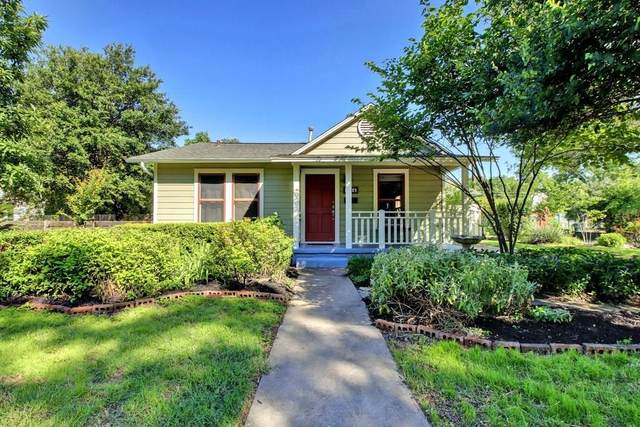 5314 Avenue G, Austin, TX 78751 (#3659432) :: All City Real Estate