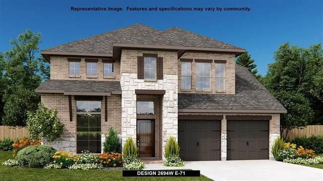 352 Pisa Ln, Georgetown, TX 78628 (#3660757) :: Papasan Real Estate Team @ Keller Williams Realty
