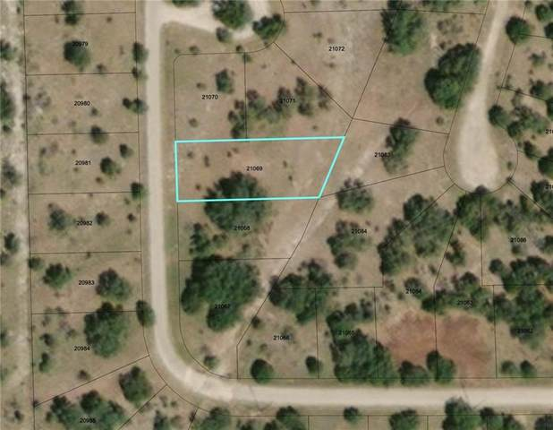 TBD White Tail, Horseshoe Bay, TX 78657 (#3661212) :: The Perry Henderson Group at Berkshire Hathaway Texas Realty