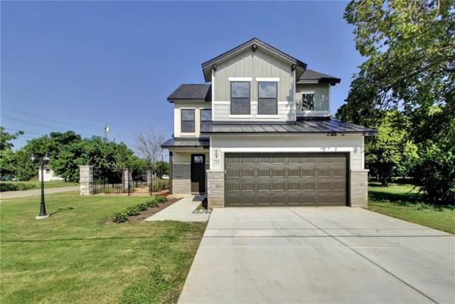 712 S Mandell St, Round Rock, TX 78664 (#3662980) :: Lucido Global