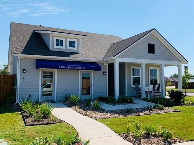 103 Trailside Ln, Bastrop, TX 78602 (#3663209) :: Ben Kinney Real Estate Team