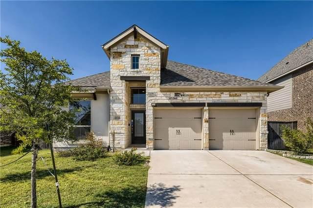 11720 Emerald Springs Ln, Manor, TX 78653 (#3663670) :: Papasan Real Estate Team @ Keller Williams Realty