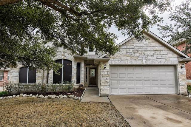 1108 Sedona, Leander, TX 78641 (#3663790) :: The Gregory Group