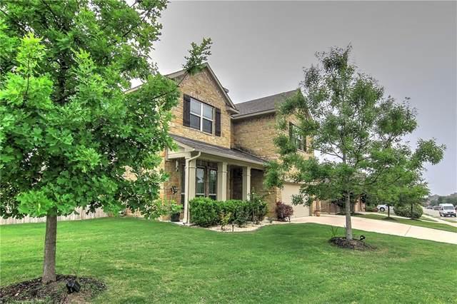 2750 Santa Ana Ln, Round Rock, TX 78665 (#3665585) :: The Perry Henderson Group at Berkshire Hathaway Texas Realty