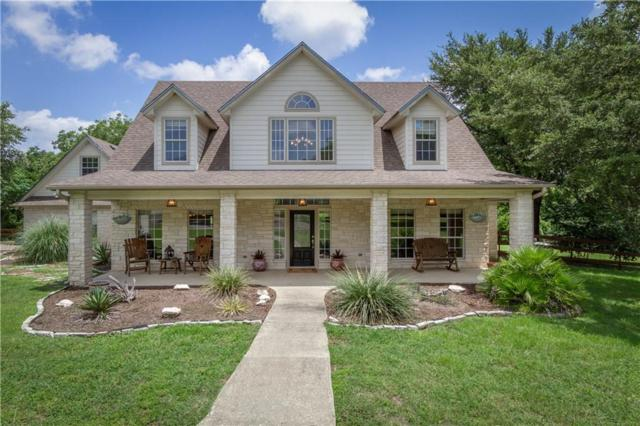 1060 Great Oaks Dr, Salado, TX 76571 (#3666707) :: The Perry Henderson Group at Berkshire Hathaway Texas Realty