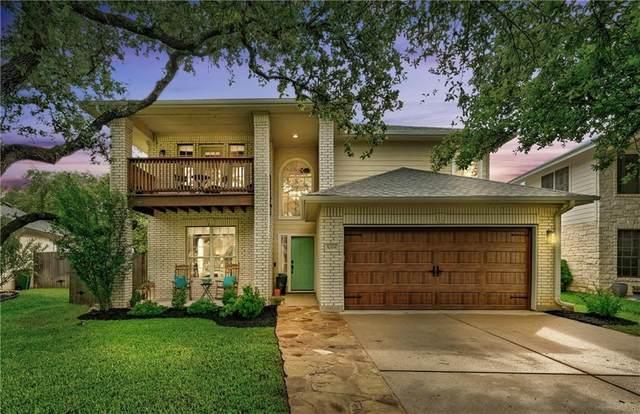 5008 Tiger Lily Way, Austin, TX 78739 (MLS #3667097) :: Brautigan Realty