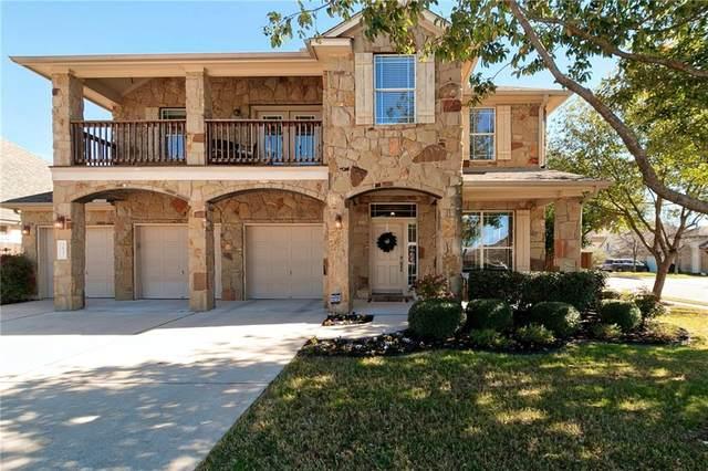 3637 Rosalina Loop, Round Rock, TX 78665 (#3669028) :: Realty Executives - Town & Country