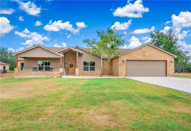 105 Honey Rock Blvd, Burnet, TX 78611 (#3669518) :: The Perry Henderson Group at Berkshire Hathaway Texas Realty