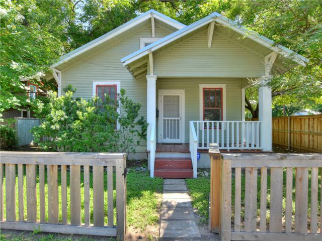 1201 Holly St, Austin, TX 78702 (#3669847) :: The Heyl Group at Keller Williams