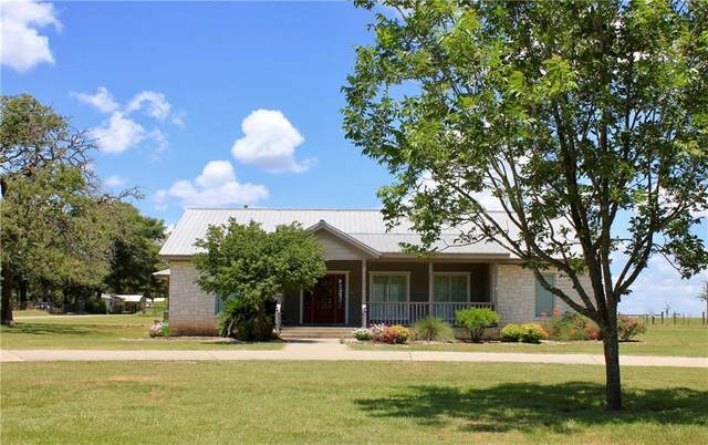 1158 W County Road 415, Lexington, TX 78947 (#3671271) :: Papasan Real Estate Team @ Keller Williams Realty