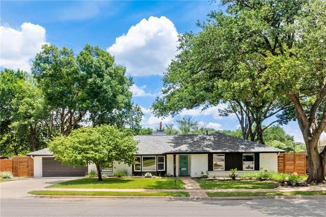6115 Rickey Dr, Austin, TX 78757 (#3674230) :: Papasan Real Estate Team @ Keller Williams Realty
