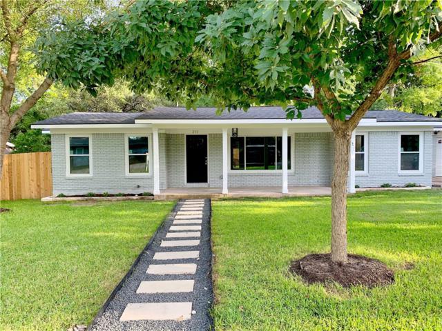 205 W Caddo St, Austin, TX 78753 (#3675163) :: Papasan Real Estate Team @ Keller Williams Realty