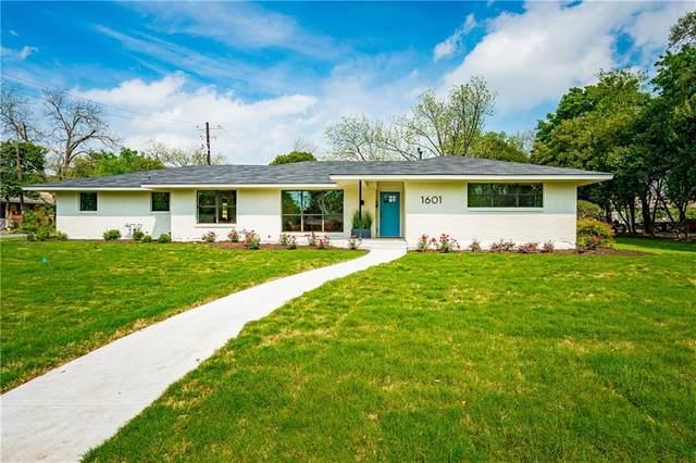 1601 E 17th St, Georgetown, TX 78626 (#3676638) :: Umlauf Properties Group