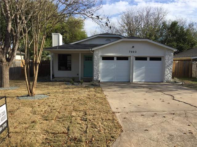 7003 Trendal Ln, Austin, TX 78744 (#3676862) :: RE/MAX Capital City