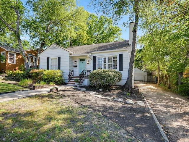 1707 Northwood Rd, Austin, TX 78703 (#3677861) :: Watters International