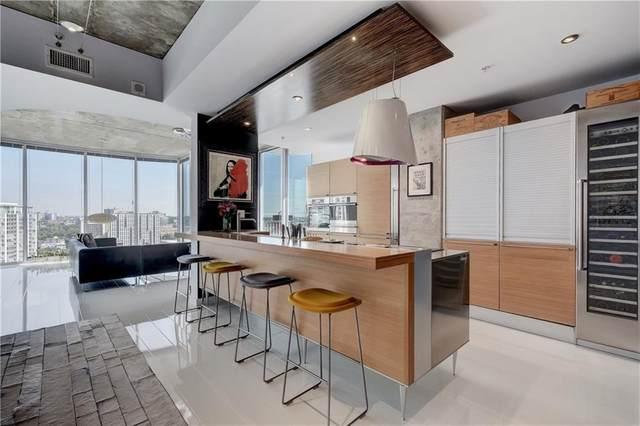 360 Nueces St #2211, Austin, TX 78701 (MLS #3678423) :: Vista Real Estate