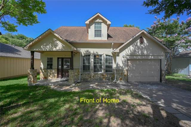 1407 Byers Ln, Austin, TX 78753 (#3682422) :: The Perry Henderson Group at Berkshire Hathaway Texas Realty