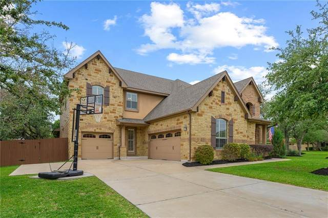 1301 Fernglade Ln, Cedar Park, TX 78613 (#3682835) :: Realty Executives - Town & Country
