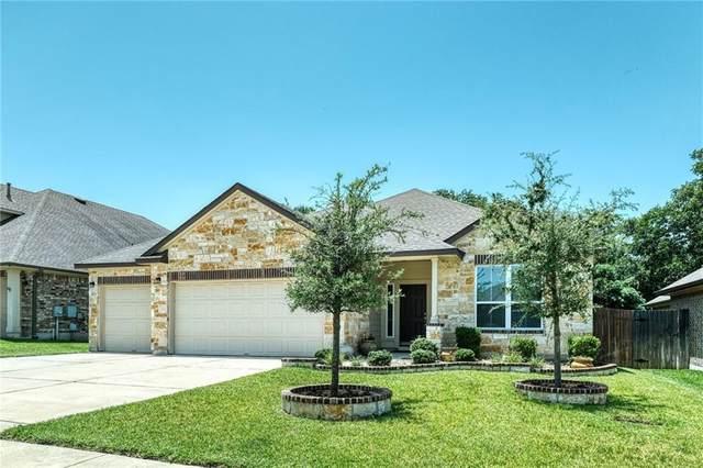 305 Lismore St, Hutto, TX 78634 (#3683101) :: Papasan Real Estate Team @ Keller Williams Realty