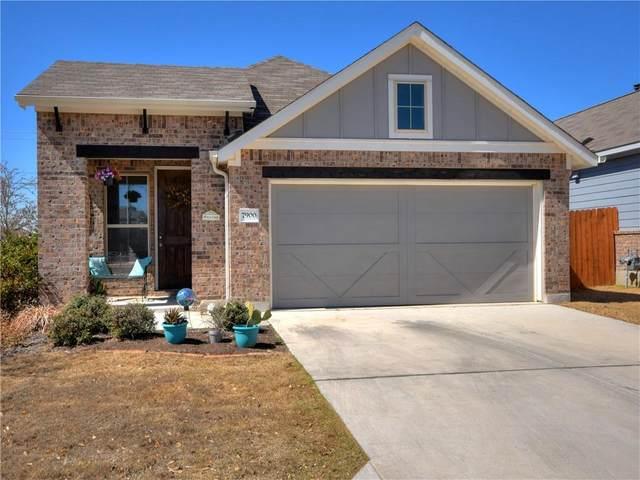 7900 Castelardo Pl, Round Rock, TX 78665 (#3685012) :: Green City Realty