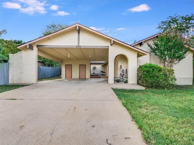 8102 Sonnet Ave, Austin, TX 78759 (#3686383) :: The Summers Group