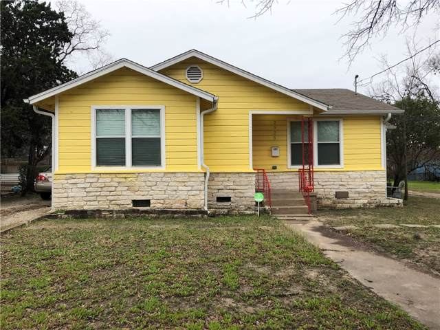 2925 E 12th St, Austin, TX 78702 (#3686820) :: The Perry Henderson Group at Berkshire Hathaway Texas Realty