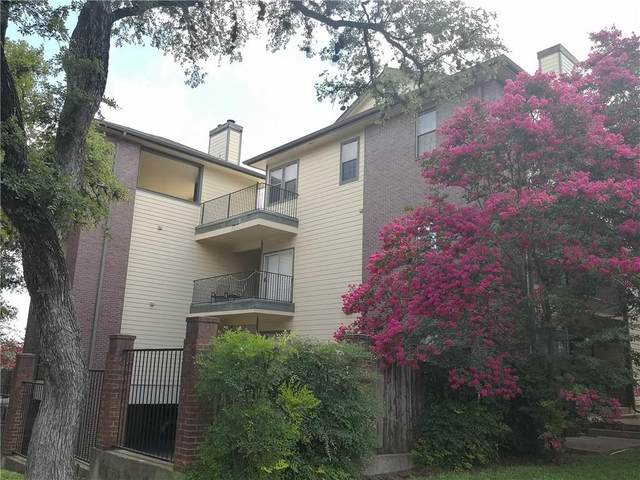 914 W 26th St #108, Austin, TX 78705 (#3687317) :: Front Real Estate Co.